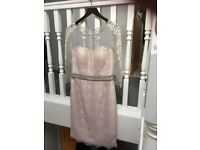 Beautiful Zelia Mother Of Bride / Groom Dress 10 -12