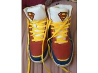 DC Superman trainers
