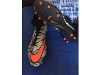 Nike neymar football boots