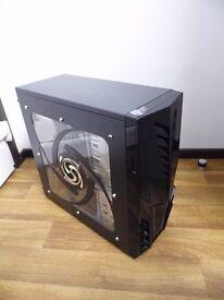 High Spec Custom Built Gaming Computer PC (6 Core, 16GB RAM, 2TB Hard Drive, HD 7750 Graphics)
