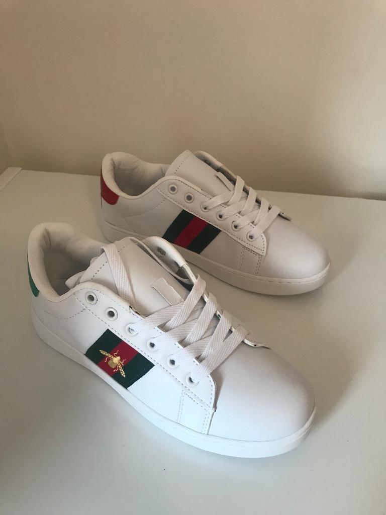 90e824f5 Women's men's unisex Gucci trainers sneakers uk5 | in Hamilton ...