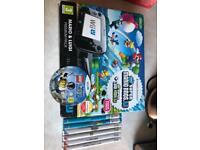 Nintendo Wii U Premium Console With 7 Games