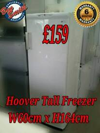 Hoover Tall Freezer White
