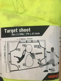 Target shot football game
