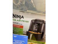 New Ninja 3.8l Air Fryer
