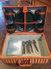 Picnic Basket Brand New
