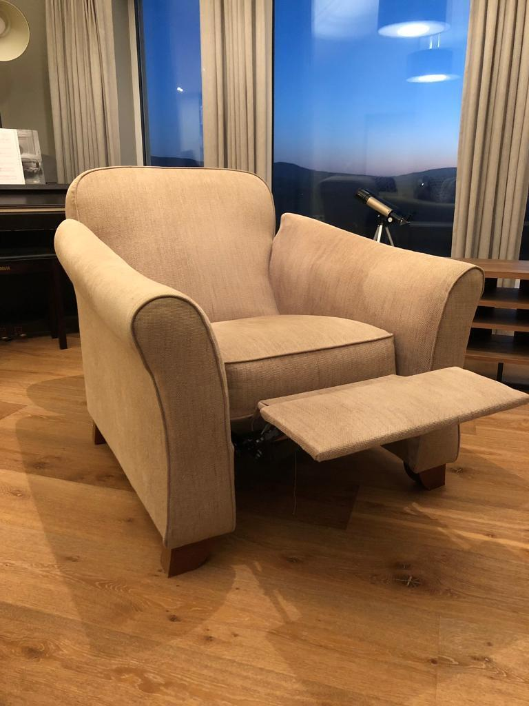 2 X M Amp S Recliner Armchair Sofa In Dunamanagh County