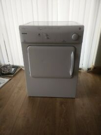 Tumble Dryer, large 6kg capacity, Energy Saver