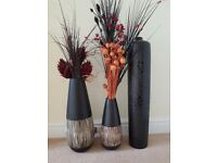 Ornamental Vases.
