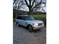 Land Rover Range Rover diesel 4x4