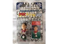 Collection of: 8 x BRAND NEW Prostars Football Figures. FREE POSTAGE! BEST OFFERS ARE WELCOME!
