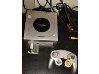 Nintendo GameCube And 4 Games