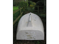 FREE sailing dinghy for renovation project