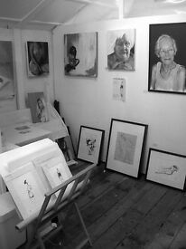 Artist Studio Space to Rent in Hove