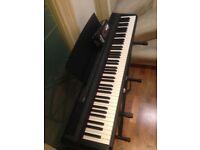 Yamaha P105 Digital Electronic Piano Keyboard