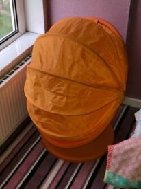 Children's egg chair