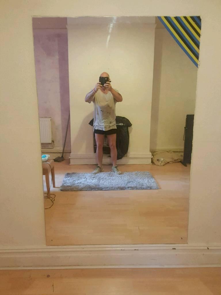 Full Sized Wall Mirror 6 Feet By 3