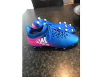 Size 4 Adidas Football Boots