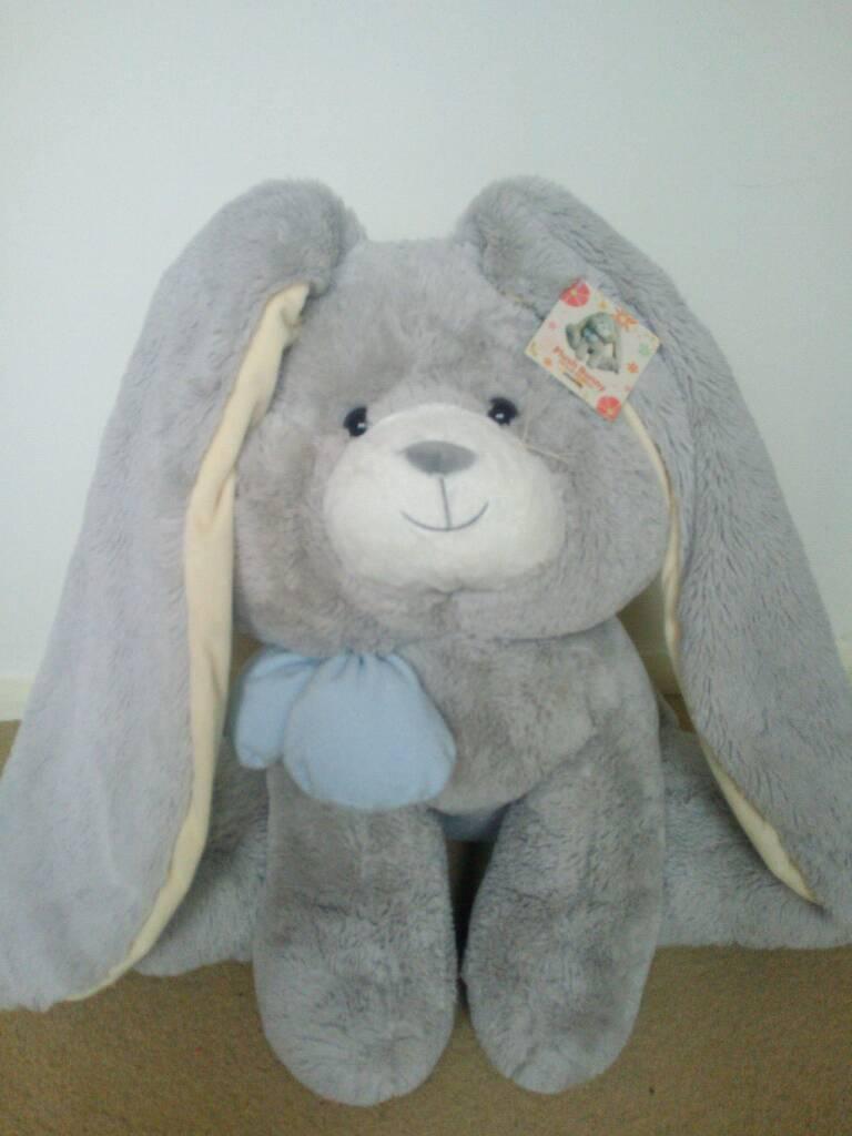 Plush Bunny 24 inch ideal Christmas present gift