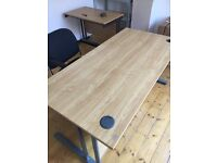Excellent Condition Office Desk and Chair
