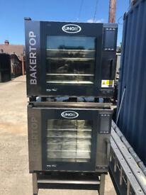 2X Unox BakerTop Electric Bakery Oven XEBC-06EU-EPR Industrial Oven