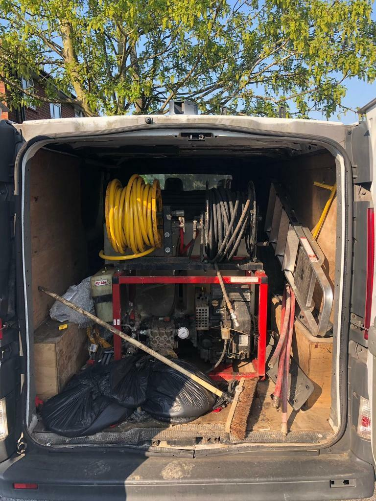 Incredible Vauxhall Vivaro With Drain Jetter In Windsor Berkshire Gumtree Wiring Digital Resources Indicompassionincorg