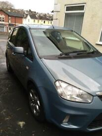 Ford c max 1.6 tdci £30 per year tax