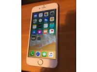 iPhone 6S 16GB in Rose Gold on EE