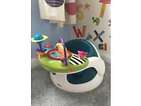 Baby chair/toys excellent prices; mamas&papas play gym/jumperoo & door bouncer, tummy time ect...