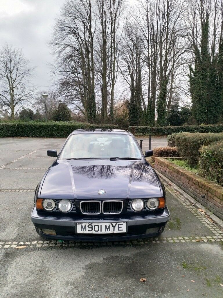 Bmw E34 525i Classic In Great Condition In Wrexham