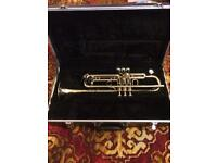 Giardinelli professional trumpet