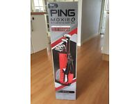 Brand new ping Moxie g junior golf clubs age 8-9