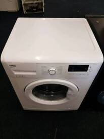 Beko washing machine with warranty and fast delivery
