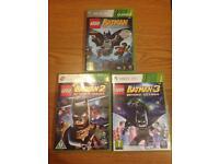 Lego Batman XBox 360 Games