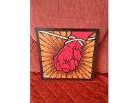 Metallica St. Anger cardboard promo