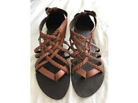 Size 7 FAITH gladiator sandals