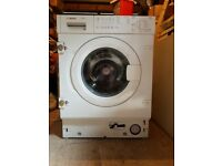 Bosch built in washing machine BRAND NEW
