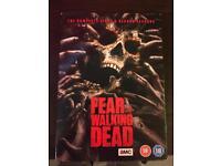 Fear the walking dead season 1&2