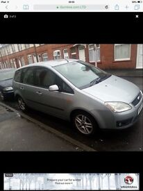 Ford C-Max diesel (( £800 )) ono