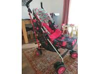 Cosatto Flamingo Fling Stroller/Buggy