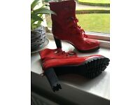 Kesslord Ladies Boots made in France - Size 41