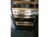Hotpoint 60cm double electric oven