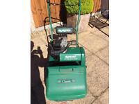 Second Hand Qualcast Classic Petrol 35s lawnmower