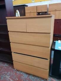 6 draw Ikea chest