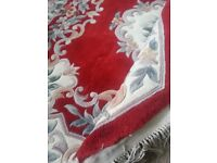 Excellent Superior QUALITY LARGE OCTAGONAL CHINESE ANBUSSION RUG