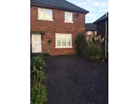 Modern, spacious 3 Bed semi detached house for sale - £99,950 ono Dividy RD