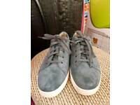 MENS BRAND NEW CLARKS TRAINER/SHOE
