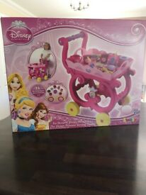 Smoby Disney Princess Serving trollley.