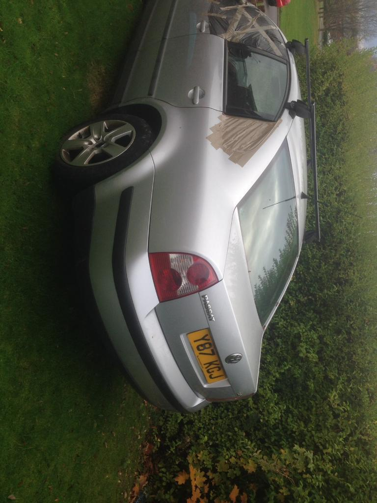 Passat b5 for breaking for spares parts