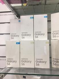 Samsung galaxy s6 galaxy UNLOCKED BOXED